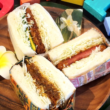 沖縄カフェ 沖パムサンドLABOのおすすめ料理1