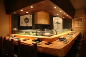 銀座 寿司割烹 植田の雰囲気2