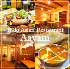 Indo Asian Restaurant Aayamの詳細