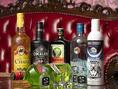 お酒の種類も豊富!