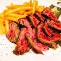 料理メニュー写真bisro Comaのステーク&フリット