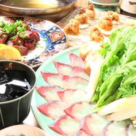 ぶりしゃぶや水炊き…『5種の選べる鍋コースが新登場