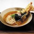 料理メニュー写真あげたて天ぷらうどん