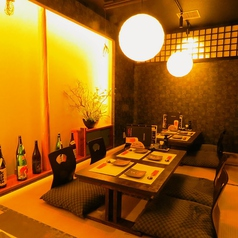 居酒屋 いろりあん nagomi 南4条店の雰囲気1