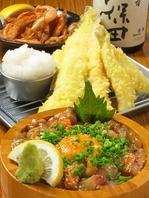 鮮魚の旨味をフルに活かしたお料理が勢ぞろい!!