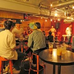 【ガブチカ】地下に各種パーティーにもおすすめの貸切スペースが新登場!DJブースやミラーボールもついてます♪