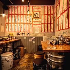 ◆テーブル席◆店内テーブルを全部繋げて、25名様までお座りいただけます!