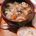 料理メニュー写真キノコのアヒージョ