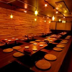 九州料理 博多門 雪が谷大塚総本店の雰囲気1