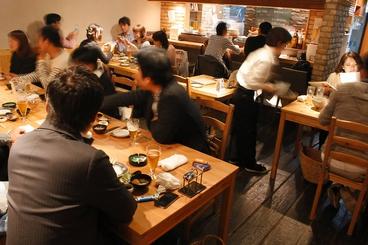 食堂 ままかり 熊本の雰囲気1