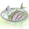 料理メニュー写真神奈川・松輪漁港 大畑鮮魚さん【松輪さば】