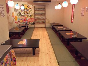 沖縄料理 海人 府中店の雰囲気1