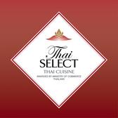 タイ商務省認定【タイセレクト】授与店舗【タイセレクト】サービス、味など厳しい審査に合格した店舗へ与えられる称号です。