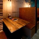 charcoal grill&bar 我楽多家 GARAKUTA-YA 新宿店の雰囲気3