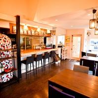 カフェのような心安らぐ空間
