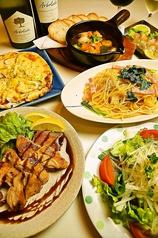 FOOD BAR Cena Postoのコース写真