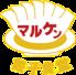 餃子食堂マルケン 森ノ宮店のロゴ