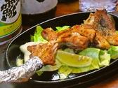 玄鳥のおすすめ料理3