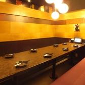 予約必須の10名様個室は8~10名様でご予約ください。