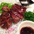 料理メニュー写真佐賀牛の炙り焼き