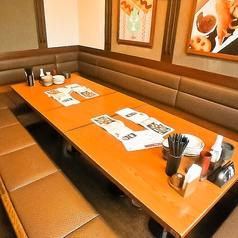 会社宴会、打ち上げ、同窓会もお任せください。ママ会に最適な掘りごたつ席も完備。