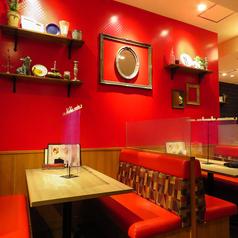 炭焼肉食堂 RED MEAT れっどみーとの雰囲気1