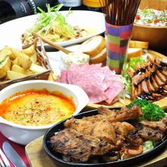 肉バル OCHO オチョのコース写真
