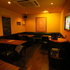 BeerBar Borracho ビアバル ボラッチョ 湯島店の雰囲気1