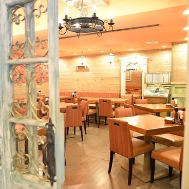 ジャンボステーキ ハンズ JUMBO STEAK HAN'S 松山店の雰囲気1