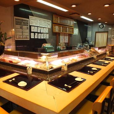 寿司文 恵比寿の雰囲気1