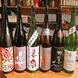 厳選された日本酒!!