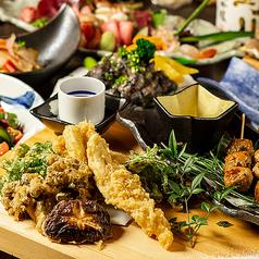 個室と地鶏和食 なか匠 神田店のコース写真