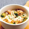 料理メニュー写真魚介のクリームグラタン