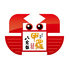 富士甲羅本店 八宏園のロゴ