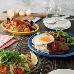 WORLD NEIGHBORS CAFE ワールドネイバーズカフェ 護国寺のおすすめ料理1