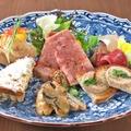 料理メニュー写真前菜盛り合わせ 6品