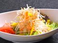 料理メニュー写真大根たっぷりカリカリじゃこサラダ