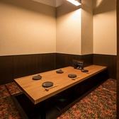 3名様~16名様までの完全個室をご用意しています。