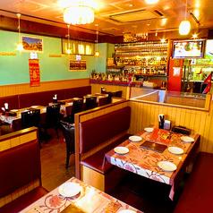 アジアンレストラン&バー アグニの雰囲気1