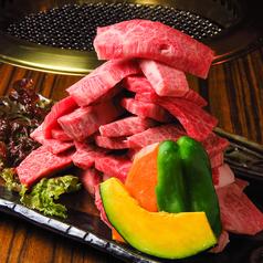 炭火焼肉 羅夢世好 中山店のおすすめ料理1