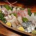 料理メニュー写真名物・黒船盛り ( 7種)
