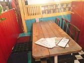 4番テーブル6名テーブル