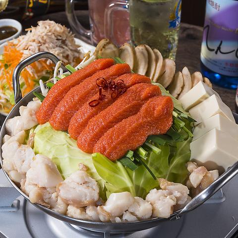 ◆大人数ご予約承ります◆名古屋駅すぐの九州郷土料理と明太もつ鍋の居酒屋!!