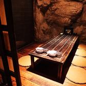 落ち着いた個室空間で大人の時間を・・・