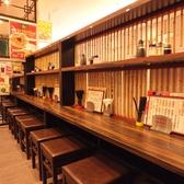 ミンミン 八重洲店 東京駅サウスタワー内の雰囲気3