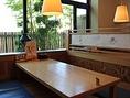 仲間連れやご家族で楽しいお食事に◎のお座敷席(1)