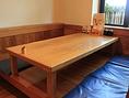 仲間連れやご家族で楽しいお食事に◎のお座敷席(2)