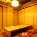 2Fの4名個室は20室あります。