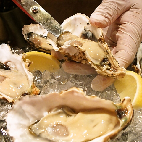 Oyster Bar Churi with the Dining