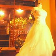 大人の雰囲気漂う空間は結婚式二次会に◎